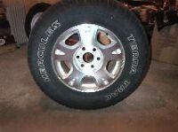 Chev Truck Rim For Sale - Want gone! 55.00 O.B.O.