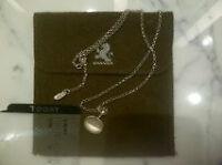 Birk's silver necklace
