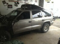 99 Dodge Durango for parts