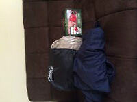 Coleman Queen Air Bed, Coleman Electric Quick Pump and Sheet Set