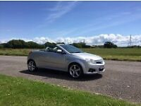 Vauxhall Tigra Exclusive, low mileage, good condition, lovely clean car