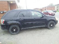 *REDUCED AGAIN* 2005 Chevrolet Equinox SUV AWD AS IS - $2800 OBO