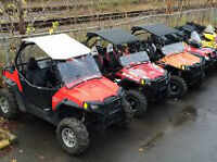 POLARIS RZR 800 EN LOCATION A COURT TERME