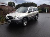 2004 Mazda Tribute Wagon Marion Area Preview