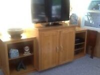 Custom Built TV Stand