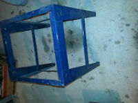 saw stand will take saw or other tools