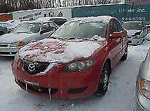 PLusieurs pieces de Mazda disponible, Mazda 3, CX-7,MAZDA 6