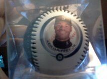 KEN GRIFFEY JR. BASEBALL - BRAND NEW Windsor Region Ontario image 1