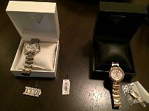 2 Montres Guess