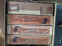1940-1960's collectable model  Lionel trains