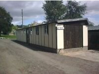 STORAGE AVAILABLE WITH OFFICE AND WORKSHOP 16m x 4m x 2m
