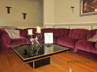 High-End Sectional Sofa great condition