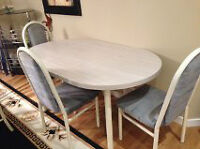 Kitchen / Dining table set