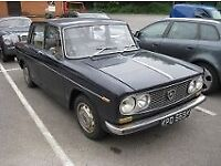 LANCIA FULVIA CLASSIC SALOON GREAT DRIVING CAR MOT ON THE ROAD MUST SELL THIS WEEKEND MAKE AN OFFER