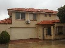 4/2 Fully furnished townhouse in Bentley with split system aircon Bentley Canning Area Preview