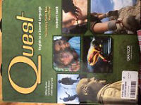 QUEST 5- Secondary Cycle Tow Year Trhee- Student's Book