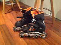 Roller Blades,size 7,NEW