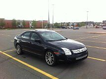 2009 Ford Fusion SEL SPORT Sedan with NEW Winter Tires