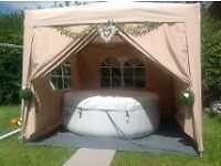 hot tub hire blackburn