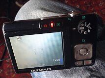 Olympus fe40 a vendre
