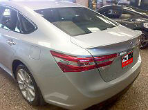 PAINTED FOR TOYOTA AVALON 2013 2016 FLUSH MOUNT ABS REAR SPOILER NEW  ALL COLORS
