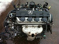 2001-2005 HONDA CIVIC V TEC 1.7 LITRE SI ENGINE 160 KM