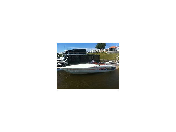 Used 2003 Baja Boats Boss 275