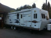 Priced to sell  29 FT Holiday Rambler Savoy SL  Travel Trailer