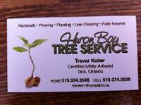 Huron Bay Tree Service