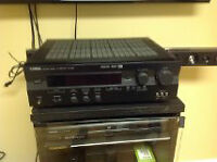 yamaha rx-v396 receiver for sale