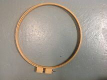 EMBROIDERY HOOP 16 INCH