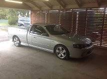 2007 Ford Falcon MK2 XR6 Ute Two Wells Mallala Area Preview