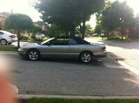 1999 Chrysler Sebring JXi Convertible