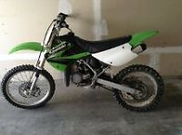 2004 Kx100 2 stroke Dirt Bike