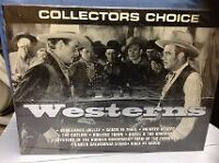 VHS Tapes, Westerns