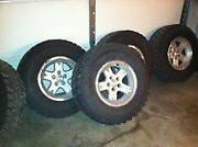 Jeep TJ Wheels