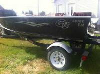 2010 12ft Deep and Wide G3 Boat