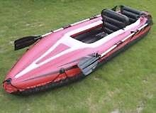 Inflatable 2 person kayak Paralowie Salisbury Area Preview