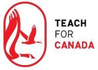 Teach For Canada Teacher Northern Ontario