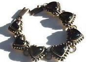Vintage Taxco Mexican Silver Jewelry