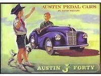 Austin j40 pedal car WANTED