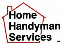 Handyman service. carpentry, plumbing, painting, wallpapering, coving, guttering, all diy jobs .