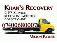 BREAK DOWN RECOVERY 24/7 FROM £25