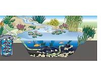 Oase Pond Filter - Filtoclear 15000 Suitable for ponds with koi: 4.0m3