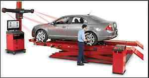 WHEEL ALIGNMENT  ONLY $49(LASER)-summer special