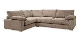 Used DFS brown right hand three seater sofa. Good condition, moving house is reason for sale