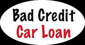 BAD CREDIT CAR LOANS!!!!!!!!!!!!!