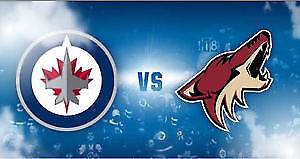 JETS VS COYOTES