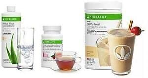 HERBALIFE/HEALTH MEAL REPLACEMENT