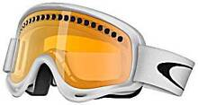 Oakley Unisex-adult O Frame Snow Goggles(matte White,persimmon) McMahons Point North Sydney Area Preview